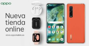 OPPO Spain launches its online store with discounts and gifts