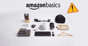 70 AmazonBasics Products Are Dangerous – Full List