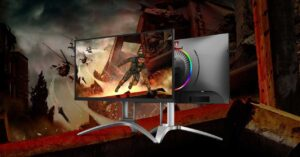 Best AOC gaming monitors for gamers