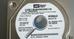 Programs to view the serial number of hard drives, SSD…