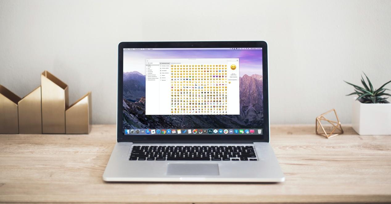 How to use emojis on Mac macOS