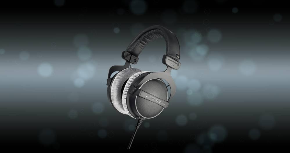 best Beyerdynamic DT 770 Pro hi-fi headphones
