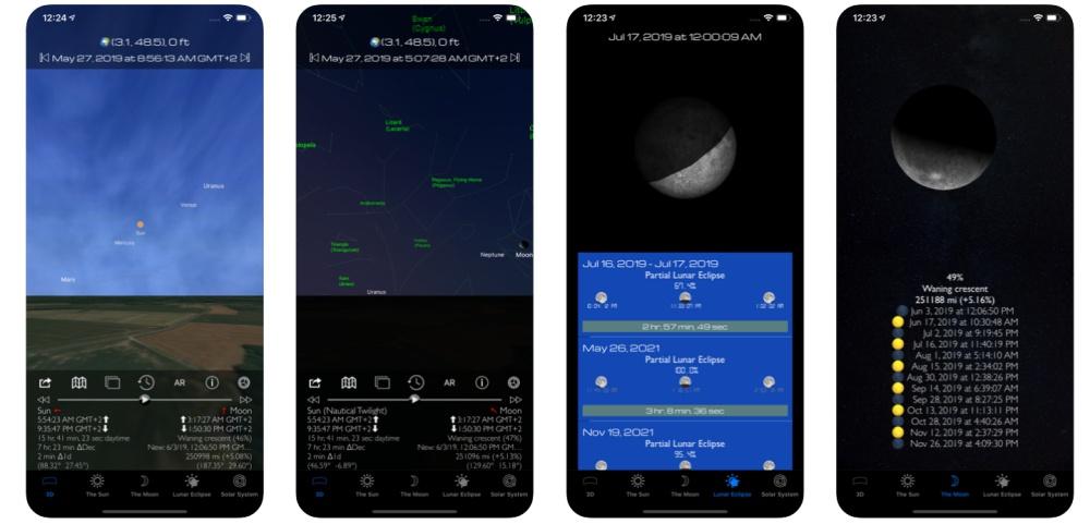Sun and Moon 3D Pro