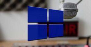 Record voice memos in Windows
