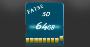 How to format a USB larger than 32 GB in…