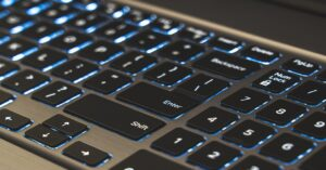 How to fix keyboard typing numbers instead of letters