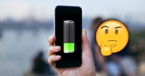 How much battery does an iPhone have. Capacity of all…