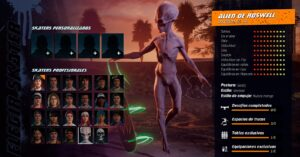 How to unlock the alien in Tony Hawk's Pro Skater…