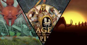 Civilization, Anno, Total War and more