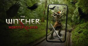 Monster Slayer, the first gameplay of their fights