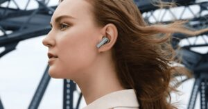 Offer Huawei FreeBuds Pro headphones on Amazon in Silver
