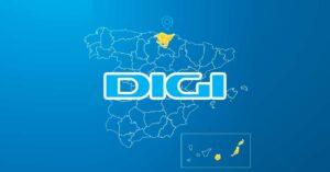 Digi fiber coverage and deployment in September 2020 – provinces