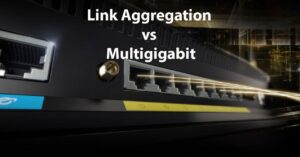 Routers with Multigigabit ports vs Link Aggregation: Which is better