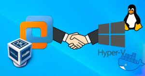 How to use VirtualBox and VMware alongside Hyper-V in Windows…