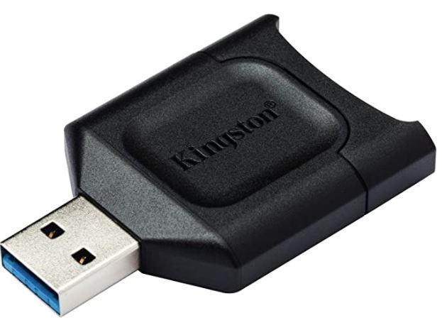 Kingston MobileLite Plus SD Card Readers