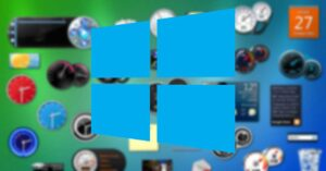 Programs to personalize the Windows desktop with gadgets