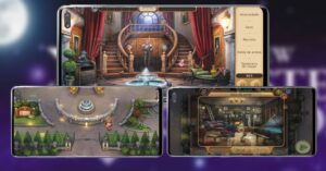 Analysis of the game Mystery Manor: Hidden Objects for Android