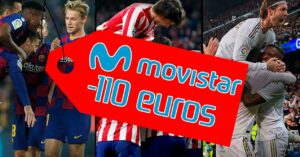 Movistar Fusión Total Plus offer September 2020: price and discounts