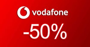 Vodafone offers September 2020: unlimited data with a discount