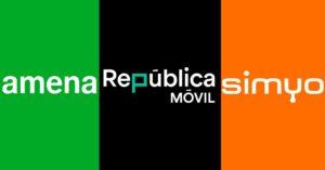 Simyo, Mobile Republic or Amena