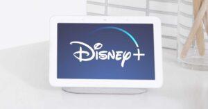 Disney + now available on Google's Nest Hub alongside Netflix…