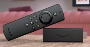Fire TV Lite, Amazon's new inexpensive HDMI stick leaks