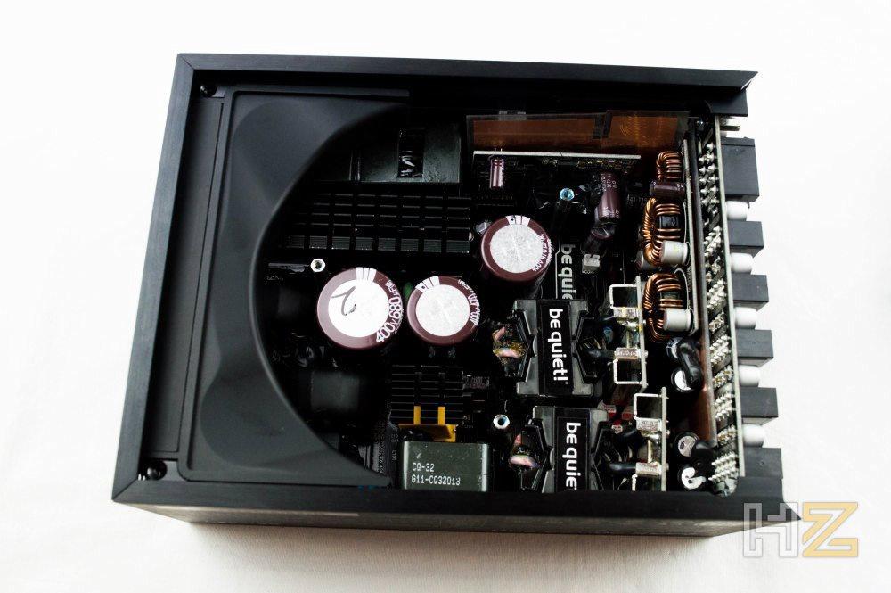 be quiet Dark Power Pro 12 interior