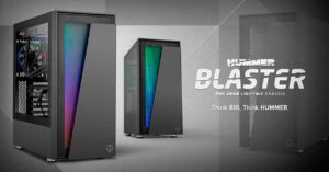NOX Hummer Blaster, features and specifications