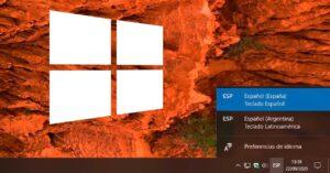 Remove ESP – Hide Language Selector in Windows 10