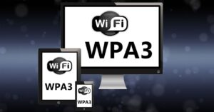 How to configure WPA3 on the Wi-Fi router and connect…