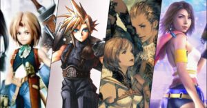 Final Fantasy games to play for free on Android