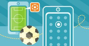 Download soccer apps to follow the results of the matches