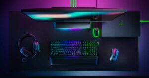 Razer wireless gaming peripherals with HyperSpeed technology