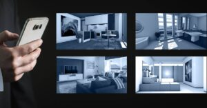 How to remotely monitor your home when you are away…