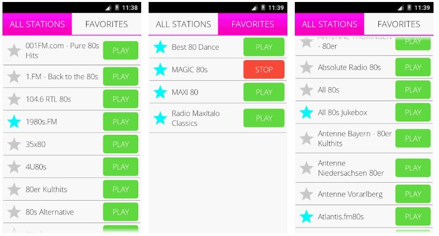 80s radio pro apps free week 28