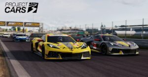 The closed beta of Project Cars GO for Android arrives