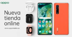 The new OPPO Spain store arrives loaded with discounts and…