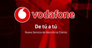 New Vodafone customer service for its customers since October