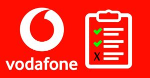 Changes in Vodafone rates November 15, 2020: price increase