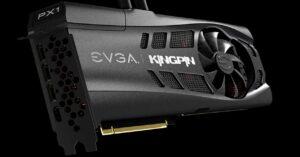 EVGA RTX 3090 KINGPIN, highest record in 3DMark