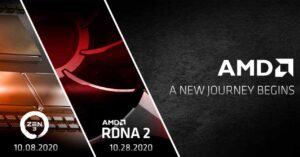 AMD promises that there will be stock at the launch…