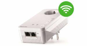 devolo WiFi Repeater + ac, a WiFi AC repeater, MU-MIMO…