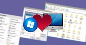 Candy, Windows XP secret theme that mimicked Mac OS X