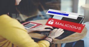 Cybercriminals take advantage of the coronavirus to send harmful emails