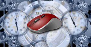 Clicador, a program to simulate automatic mouse clicks