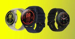 Xiaomi Mi Watch and Mi 65 W Fast Charger: new…