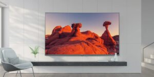 """Get a 55 """"Xiaomi Smart TV, portable … and save…"""
