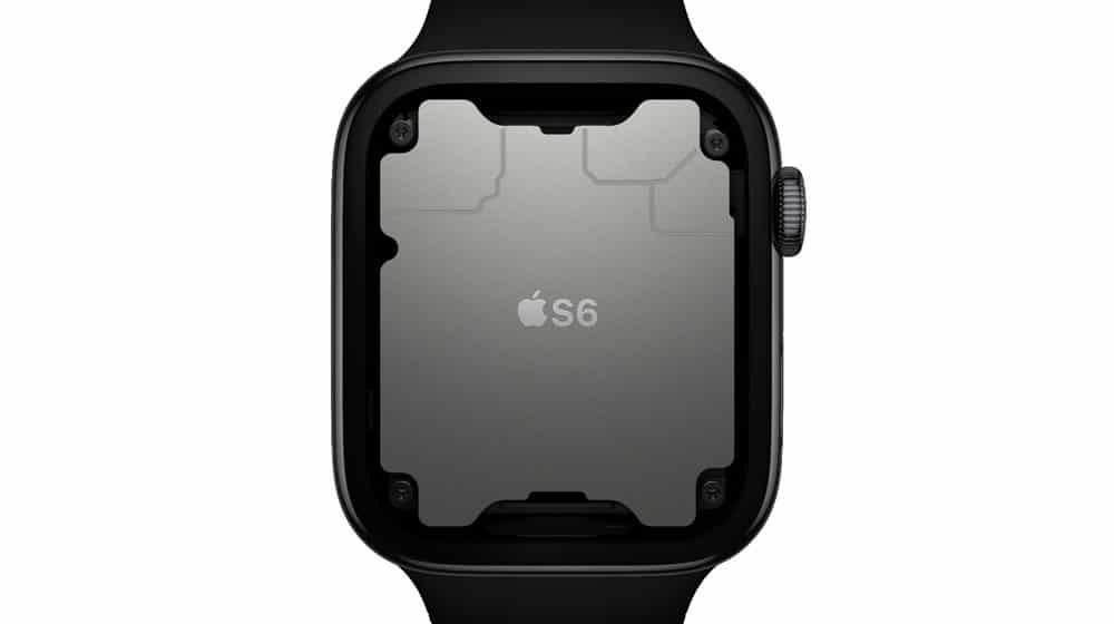 Chip S6 Apple Watch