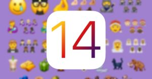 Emojis that will bring iOS 14.1 or iOS 14.2 to…
