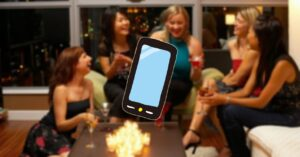 Apps for parties and organizing events with your mobile
